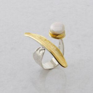 Silber-Ring individuell verstellbar