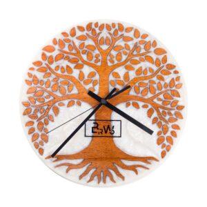 Wand-Uhren aus Olivenholz