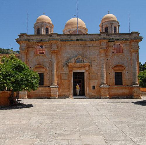 Kloster Agia Triada Kreta