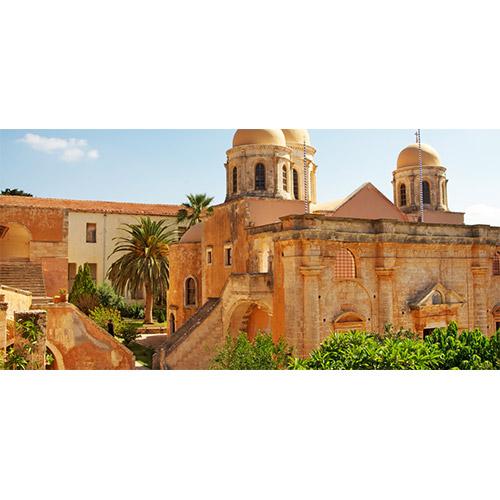 Produkte vom Kloster Agia Triada Kreta