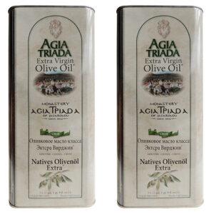 Olivenöl Extra Nativ vom Kloster Agia Triada - Kreta