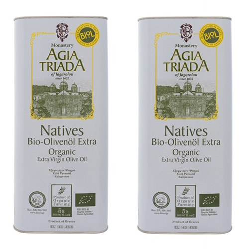 Agia Trida Bio Olivenöl aus Kreta