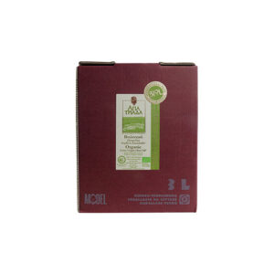 Organic Olive Oil from Crete from Monastery Agia Triada 3-Liter bag in box with tap