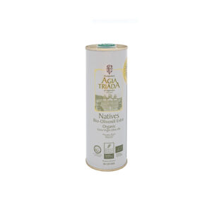 Organic Olive Oil from Crete from Monastery Agia Triada 500 ml can