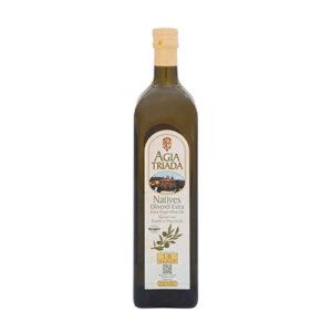 Extra Virgin Olive Oil 1 Liter Bottle Agia Triada