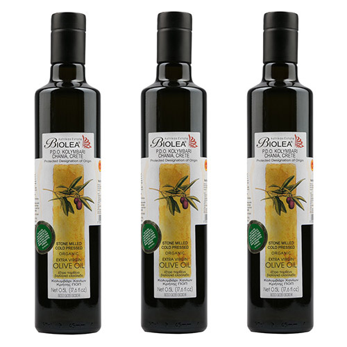 Biolea steingemahlenes Bio Olivenöl aus Kreta