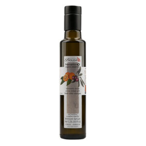 Flavoured Organic Olive Oil with organic bitter-oranges from BIOLEA